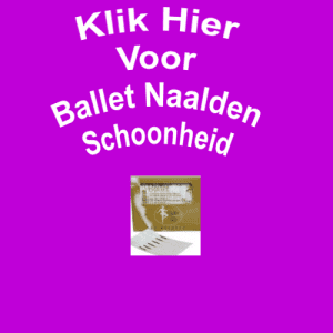 Ballet Naalden Schoonheid