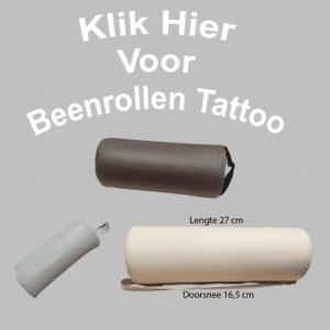 Beenrollen Tattoo