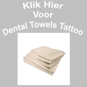 Dental Towels Tattoo