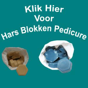 Hars Blokken Pedicure