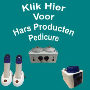 Hars Producten Pedicure