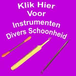 Instrumenten Divers Schoonheid