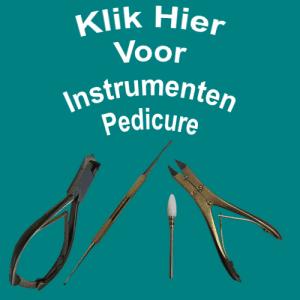 Instrumenten Pedicure
