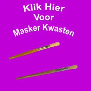 Masker Kwasten