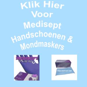 Medisept Handschoenen & Mondmaskers