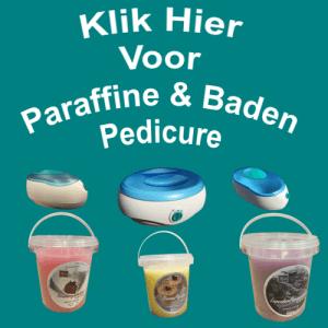 Paraffine & Baden Pedicure