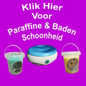 Paraffine & Baden Schoonheid