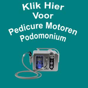Pedicure Motoren Podomonium