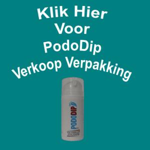 PodoDip Verkoop Verpakking