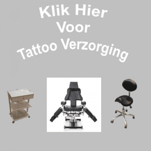 Tattoo Verzorging