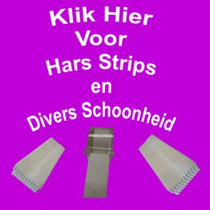 Hars Strips en Divers Schoonheid