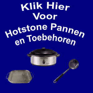 Hotstone Pannen en Toebehoren