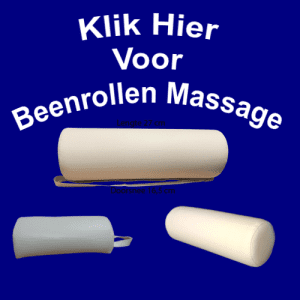 Beenrollen Massage